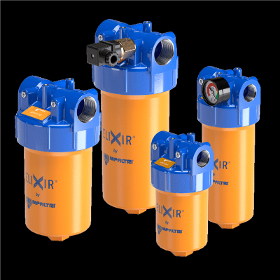 Most hydraulic systems generate contaminants with solid, liquid, and gaseous particles. These are either generated externally or internally through fluids, component corrosion or wear and tear, or reduced systems maintenance and housekeeping.